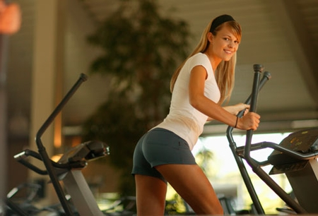как похудеть занимаясь на тренажерах