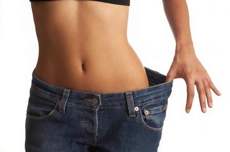 как скинуть жир с живота за неделю