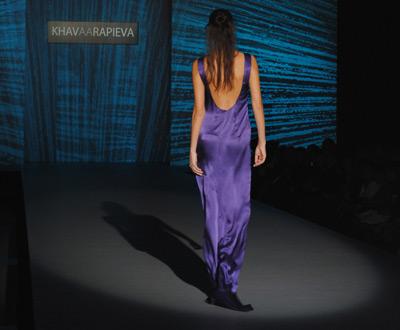 платье от Хавы Арапиевой