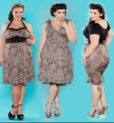 летние юбки для полных