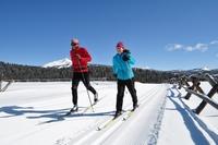 похудеть катаясь на лыжах