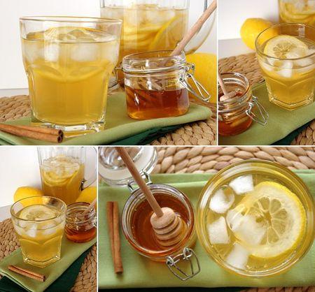 мед для похудения на ночь