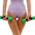 Упражнения чтобы похудели ноги