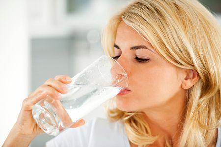 подсоленная вода для похудения