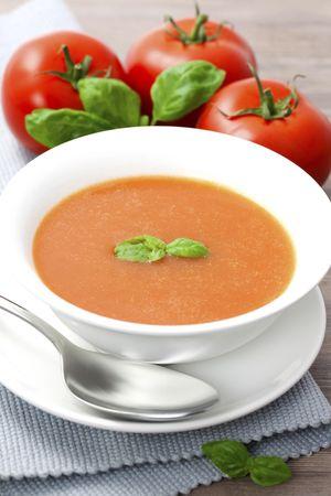 суп для похудения из помидоров