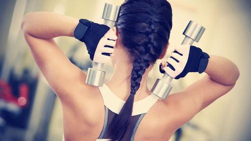 силовые упражнения для похудения для женщин