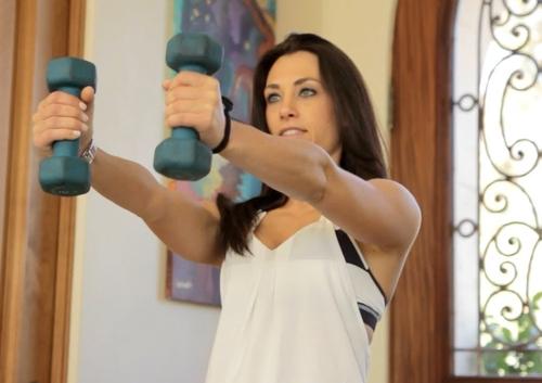 комплекс силовых упражнений для похудения