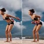 Упражнения для рук для женщин с гантелями