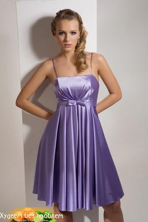 Вечерние платья для худых фото.