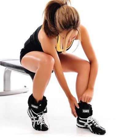 утяжелители для ног какой вес выбрать