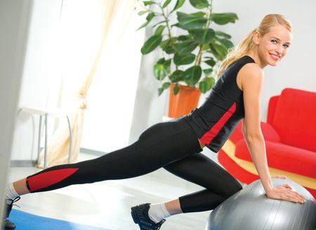 женские брюки для фитнеса